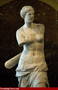 Dressed-Venus-de-Milo