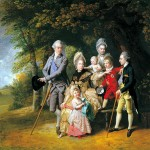 Queen Charlotte of England 1744- 1818