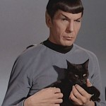 Spock and Cat
