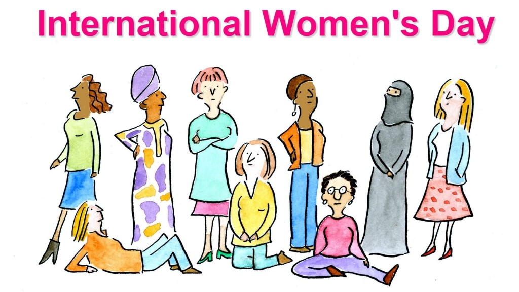 International Womens Day  2015