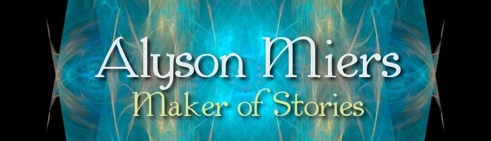 Alyson Miers Maker of Stories